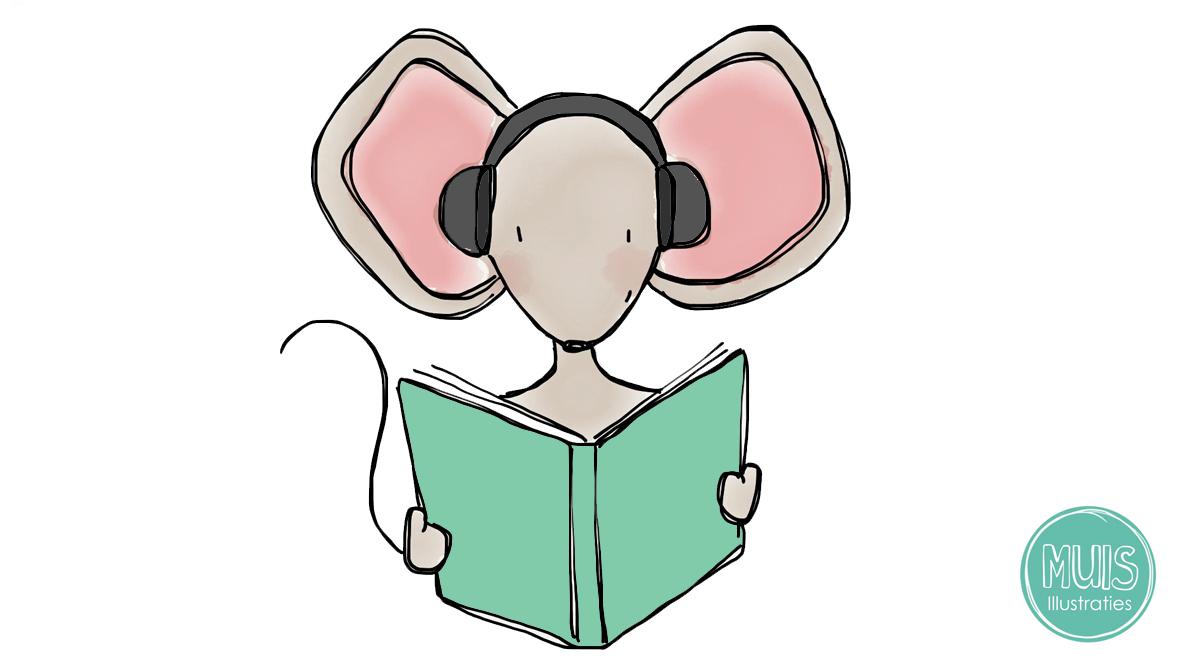 Luisterboeken zijn LEUK!