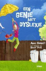 Cover Een genie met dyslexie.